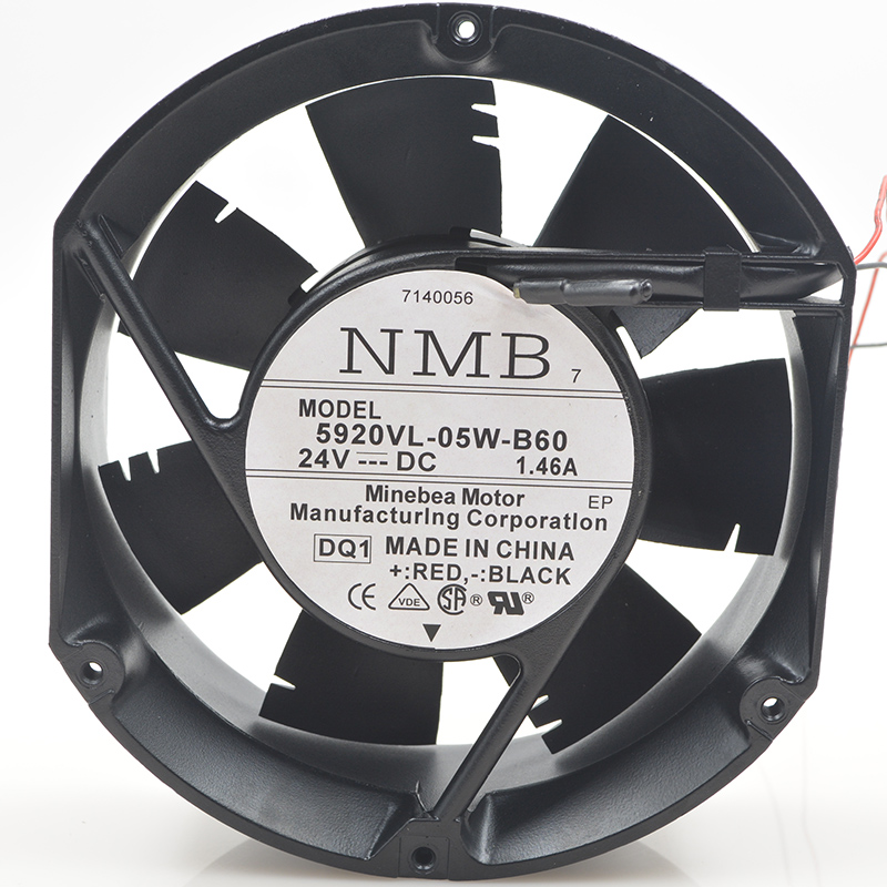 New original DC24V 1.46A 5920VL-05W-B60 17251 17CM / cm Inverter fan new original nmb 9cm9038 3615rl 05w b49 24v0 73a 92 92 38mm large volume inverter fan