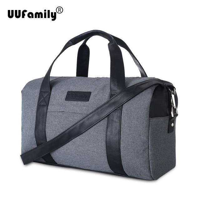 UU Família Mochila Negócio Dos Homens Bolsa De Viagem com Alça de Ombro saco para Carrinho de Viajar bagagem tote bag Bolsas de deporte Viaje