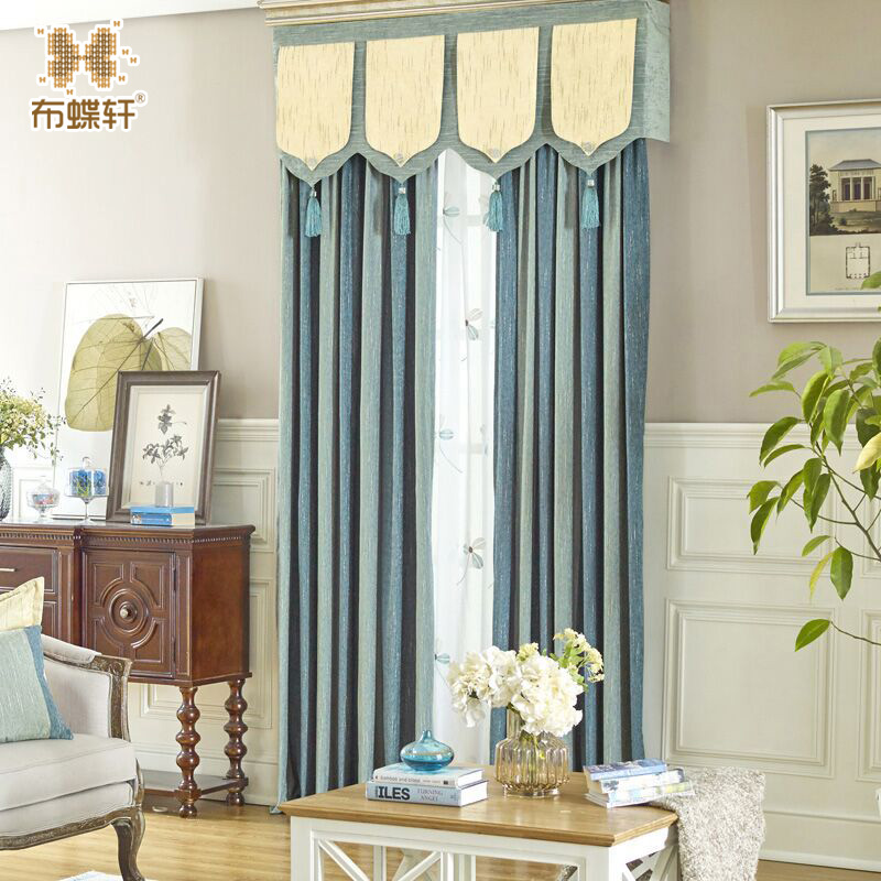 Magnetic Tassel Holdback Curtain Blind Accessories Home Office Decor GR 30cm