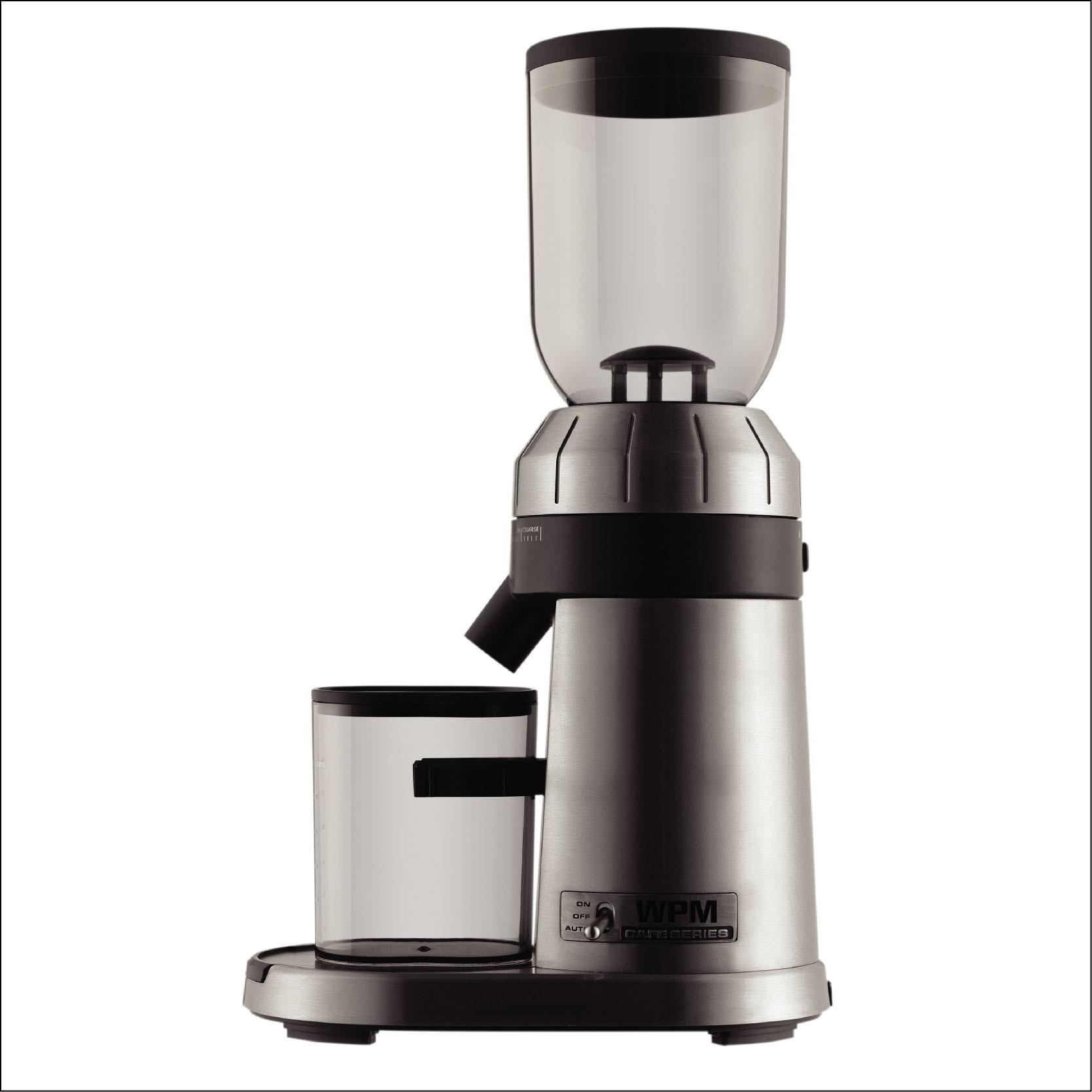 Pump Coffee Machine ZD-15 Coffee Grinder WPM Hui Jia Electric Grinder Italian Grinder wpm куртка