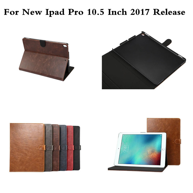 Business PU Leather cover for Apple iPad Pro 10.5''  Protector Case for iPadPro 10.5 inch 2017 A1701 A1709 Tablet Cards Holder for ipad pro 10 5 case 2017 pu leather silicone soft back slim smart cover for apple ipad 2017 pro 10 5 inch case a1701 a1709