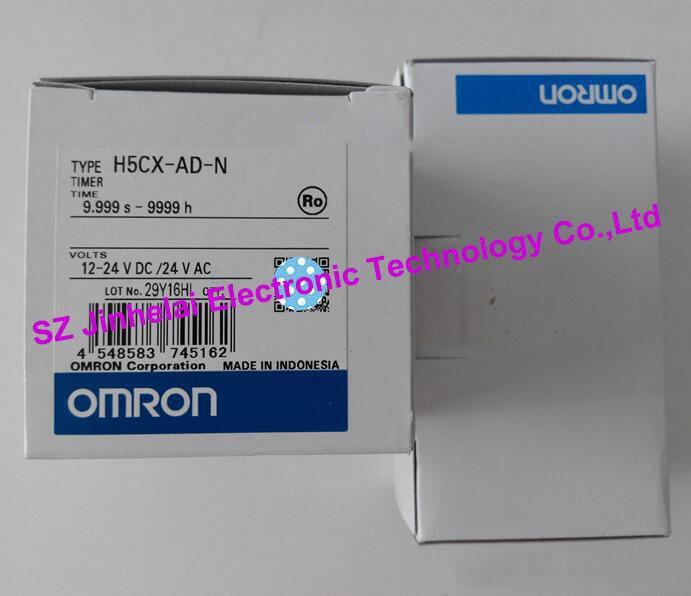 H5CX-AD-N, H5CX-ASD-N  New and original OMRON 12-24VDC/24VAC new original sensor cx 444