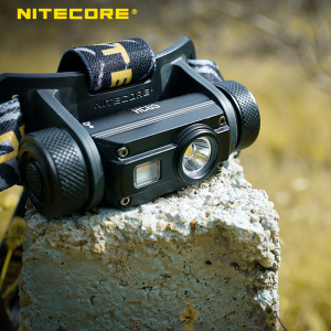 Image 5 - Top Sales Free Shipping NITECORE HC65 18650 Rechargeable Battery Headlamp 1000LM CREE U2 LED Headlight Waterproof Camping Travel