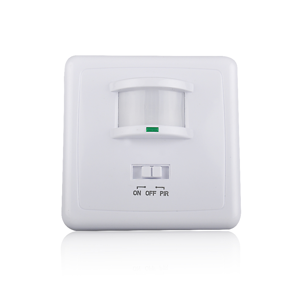 High quality wall mounted pir motion sensor light switch MAX 600w ...