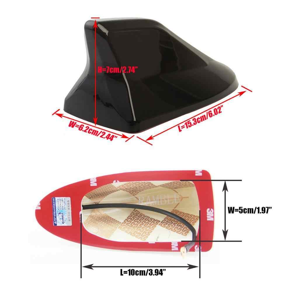 Cubierta de radio para Citroen Celysee y Citroen C5 con aleta de tiburón de fábrica