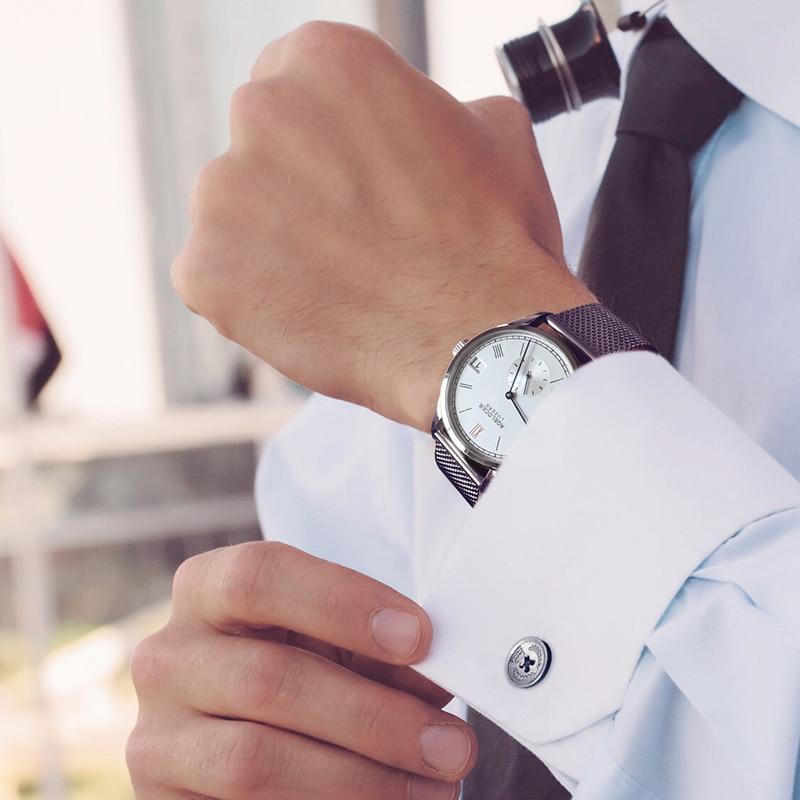Agelocer Men Watch Swiss Luxury Famosa marca Relogio Masculino - Relojes para hombres - foto 3