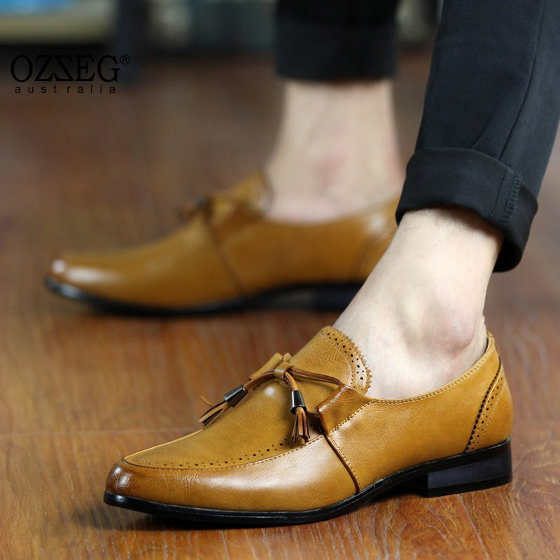 Glossy dress shoes white flat wedding shoes patent leather loafers mens shoes luxury brand Lace up oxfords shoes for men mycolen mens shoes round toe dress glossy wedding shoes patent leather luxury brand oxfords shoes black business footwear