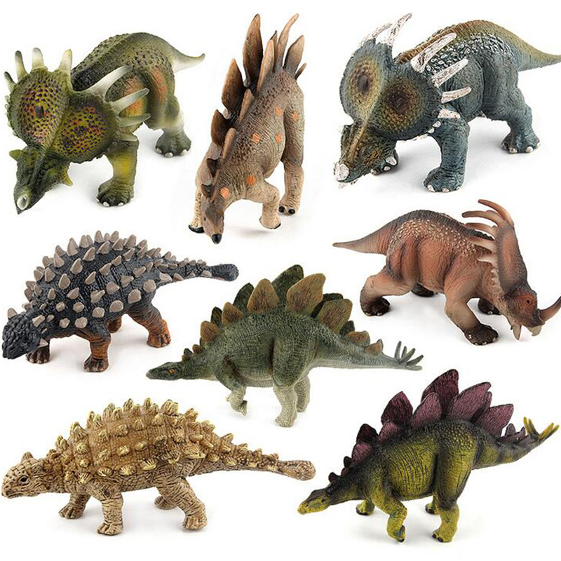 Jurassic Action Figures Animal Models Dinosaur toy Craft Styracosaurus Model Collection Learn Educational Toys Gift for ChildrenJurassic Action Figures Animal Models Dinosaur toy Craft Styracosaurus Model Collection Learn Educational Toys Gift for Children