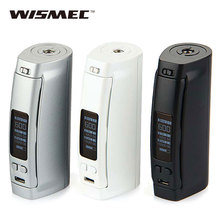 Original 100W WISMEC Presa TC Express E Cigarettes Vape MOD for VW/Bypass/TC-Ni/TC-Ti/TC-SS316/TCR Mode Without 18650 Battery