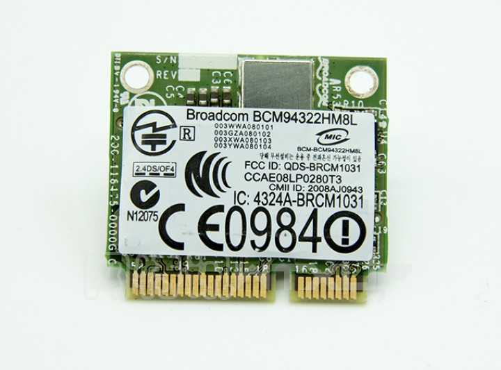 BROADCOM 43XX SERIES WLAN CARD WINDOWS 8 DRIVER DOWNLOAD