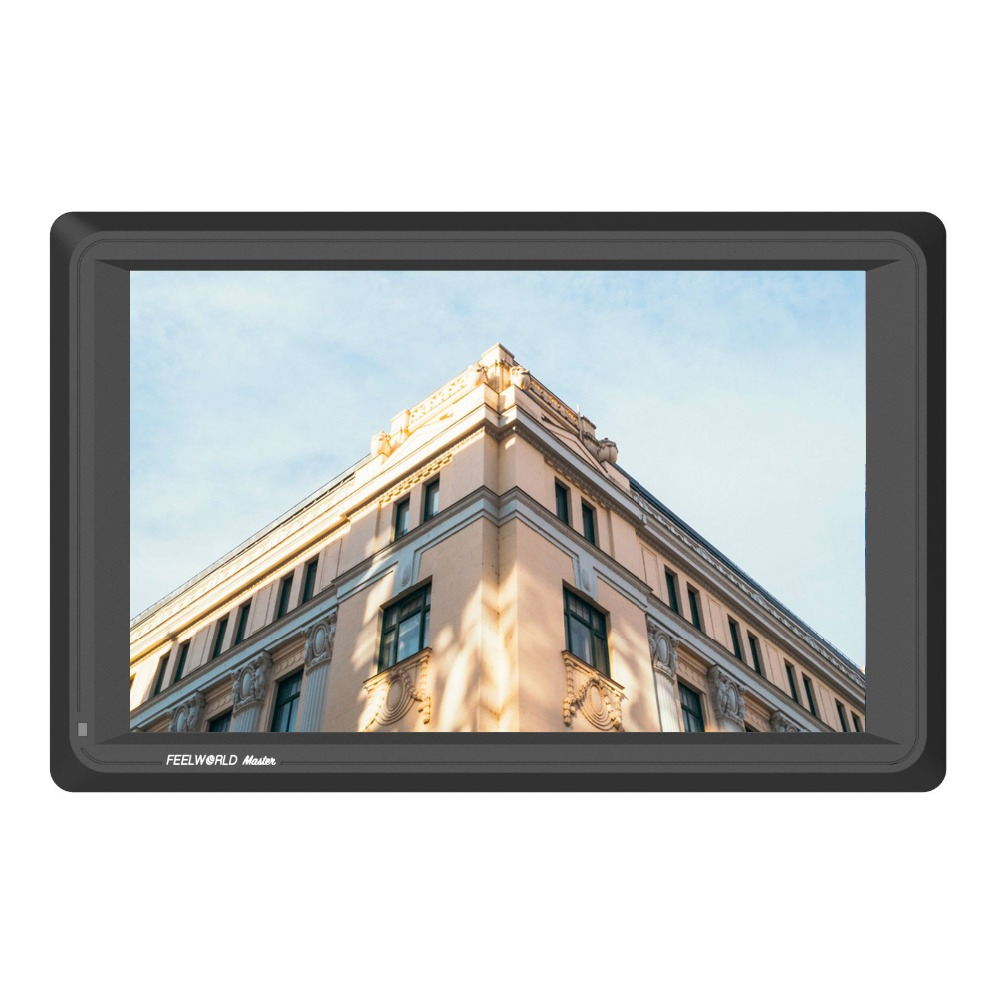 FEELWORLD Master 2019 New Series MA7U 7 On Camera Field Monitor 2200 nits 4K 3G SDI