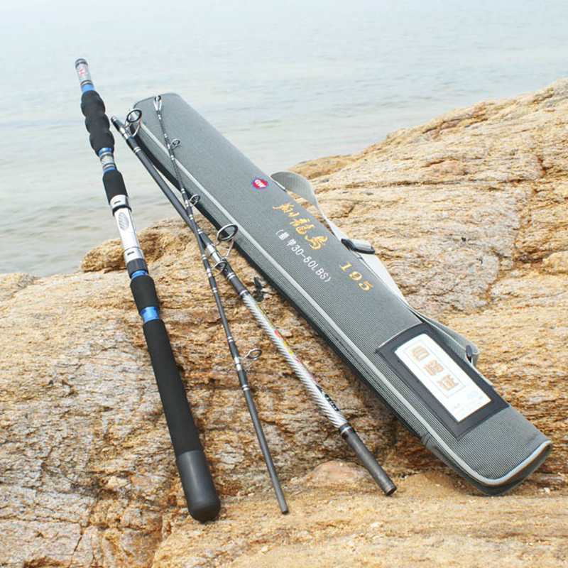 GW Xianglongdao fishing rod  1.8-2.1 meters 3 section carbon boat rod 30-50lbs fishing rod fishing tackle fishing tackle accessory tool 360 degrees rotatable rod holder bracket with screws for boat assault boats kayaking yacht