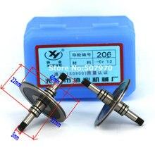 Высокое качество EDM направляющее колесо шкив 206(диаметр: 40 мм* L52mm) для вырезной станок с ЧПУ для резки и гравировки