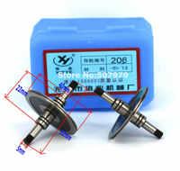 Polea de rueda de guía EDM de alta calidad 206 (OD 40mm * L52mm) para máquina de corte de alambre CNC