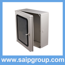 New Hinged Plastic Electrical Distribution Boxes With Lock SP-AT-504019