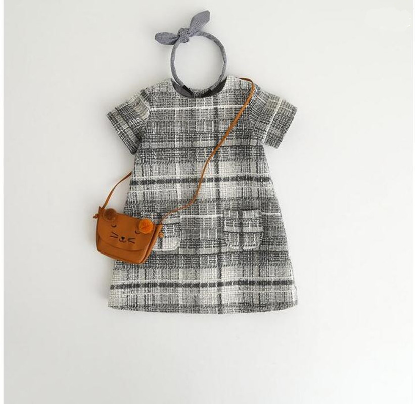 YGK70834744 Autumn Baby Girl Clothes For Girls Dress Plaid Sleeveless Kids Dresses For Girls Princess Dress childrens clothing YGK70834744 Autumn Baby Girl Clothes For Girls Dress Plaid Sleeveless Kids Dresses For Girls Princess Dress childrens clothing
