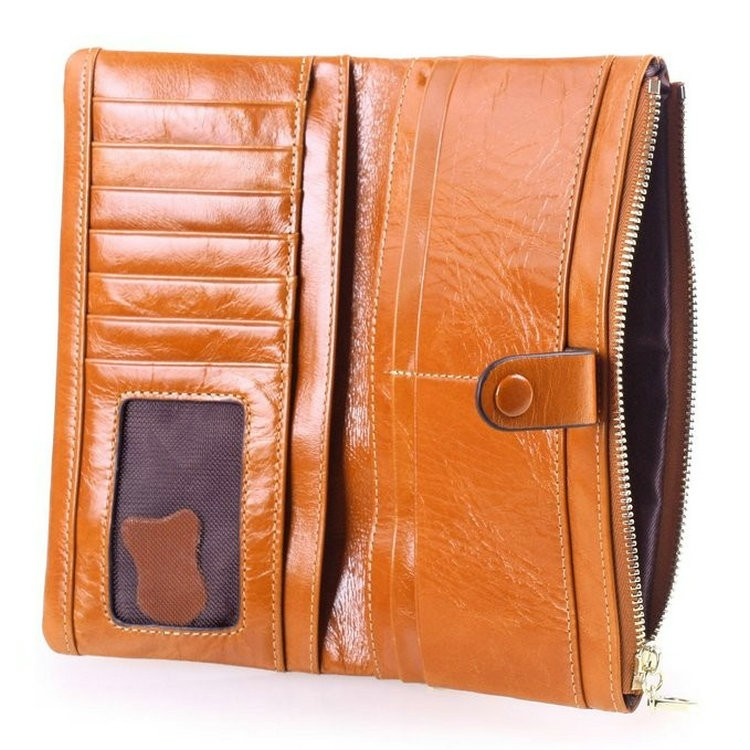 leather wallets purses for women