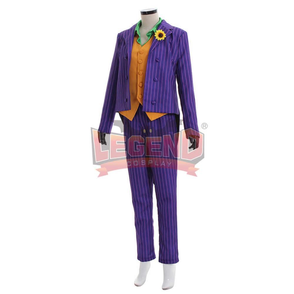 Verrassend Detalle Comentarios Preguntas sobre Disfraz Joker traje uniforme JE-84
