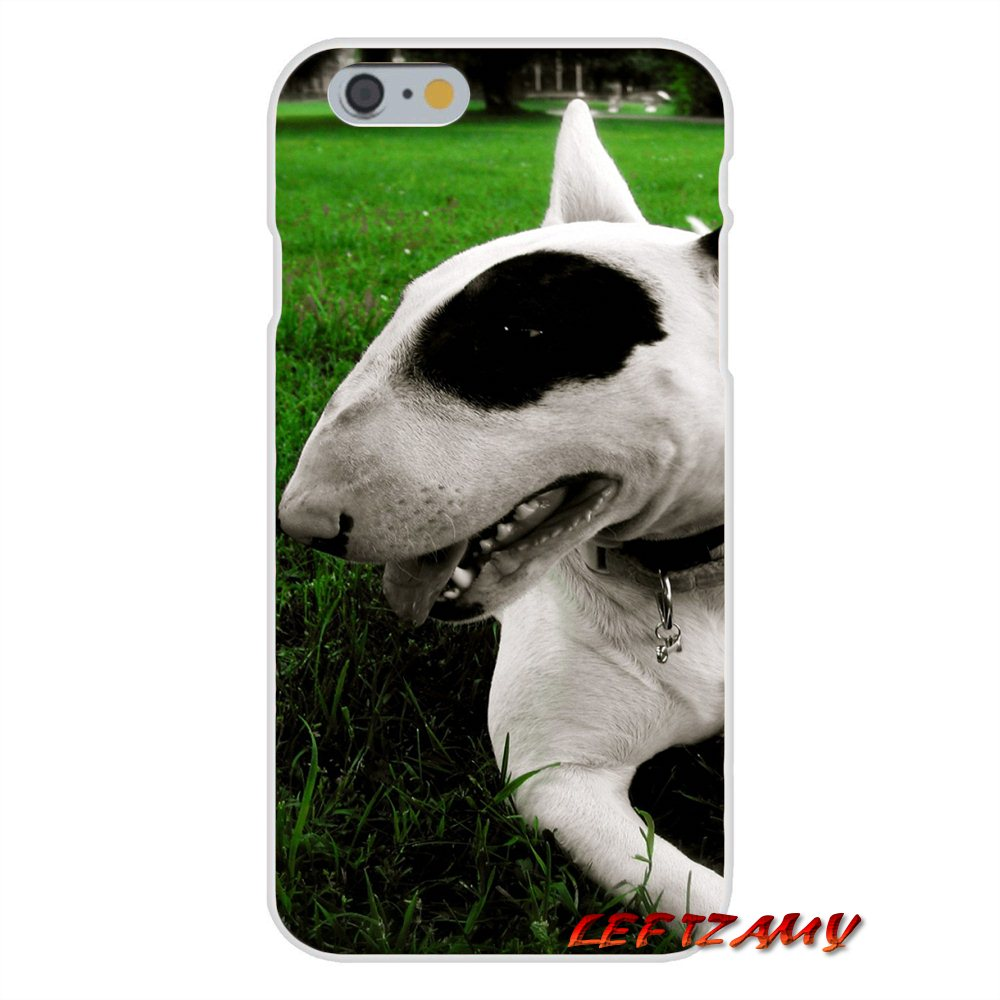 Accessories Phone Shell Covers bullterrier bull terrier For Samsung Galaxy S3 S4 S5 MINI S6 S7 edge S8 S9 Plus Note 2 3 4 5 8