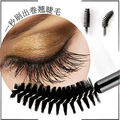 100pcs lot Glad Lash Cosmetic Eyelash Extension Disposable Mascara Wand Brush Wands Makeup Applicator Lash Make Up Tool