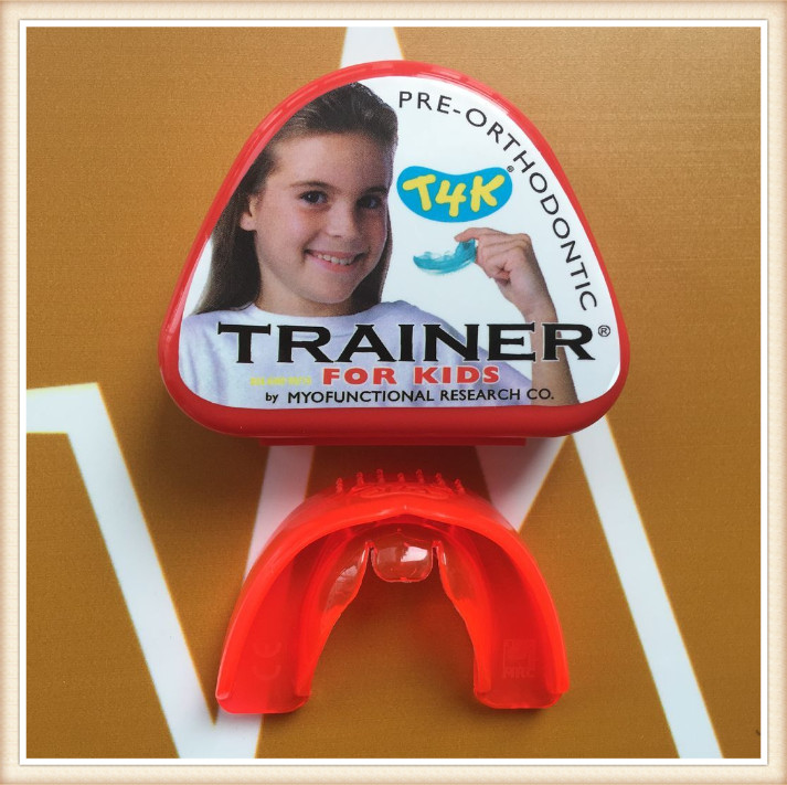 Australia T4K Pre-Orthodontic Trainer/Dental material orthodontic appliance Trainers for children australia t4k pre orthodontic trainer red phase ii dental material orthodontic appliance trainer