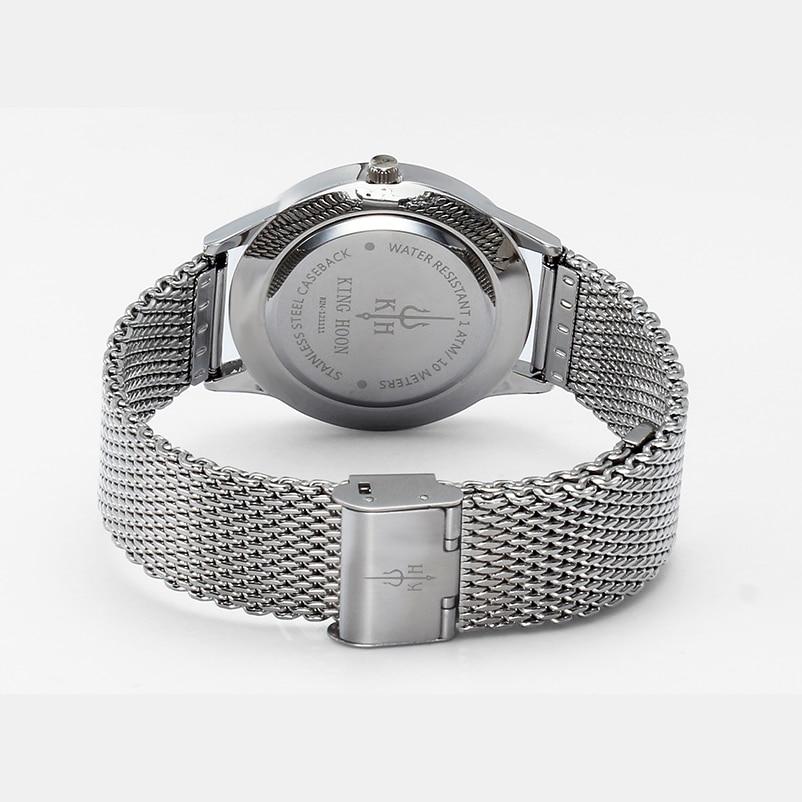 2017 Yeni Marka Moda Kişi İdman Saatları Kişi Kvars Saatı Tarixi - Kişi saatları - Fotoqrafiya 5