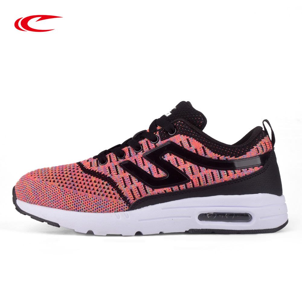 SAIQI Running Shoes For Women Light Weight Sports Shoes Women Air Cushion Sneakers Female Breathable Cushioning Shoes 0918