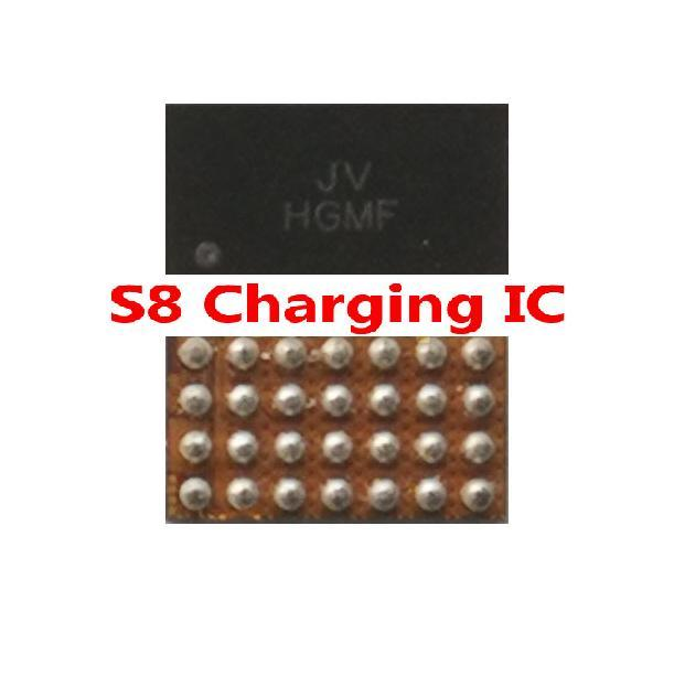 US $7 99  5PCS/LOT, Original new For Samsung Galaxy S8 G950 & S8+ G955 USB  Charger Charging IC Chip JV 28PIN on mainboard-in Mobile Phone Circuits