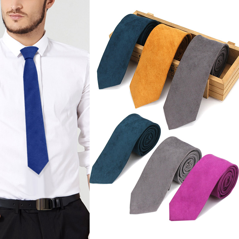 Men Neckwear Tie Necktie Soft Adjustable Gift Casual Classic For Wedding Business Party FS99
