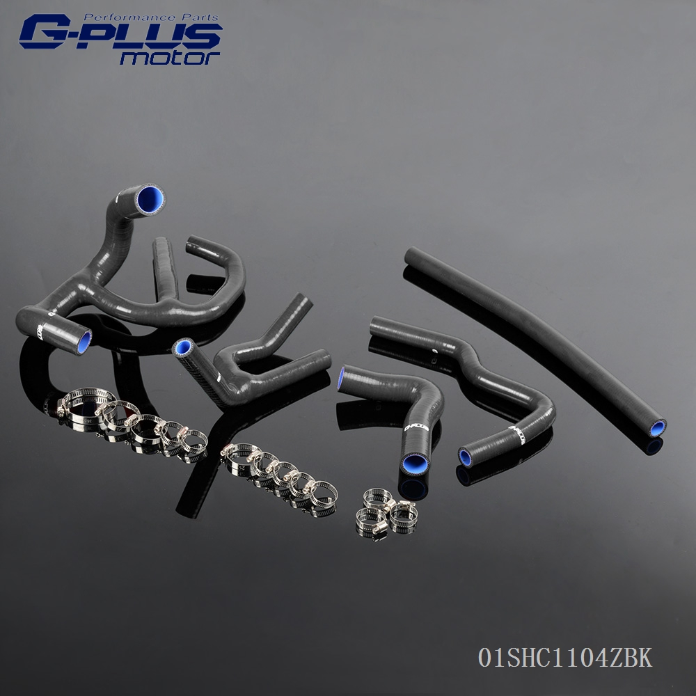GPLUS Silicone Radiator Hose For ROVER MINI COOPER S SPI 1275/1.3L 1991-1996 reinforced silicone radiator coolant hose for rover mini cooper s spi 1275 1 3l 1991 1996