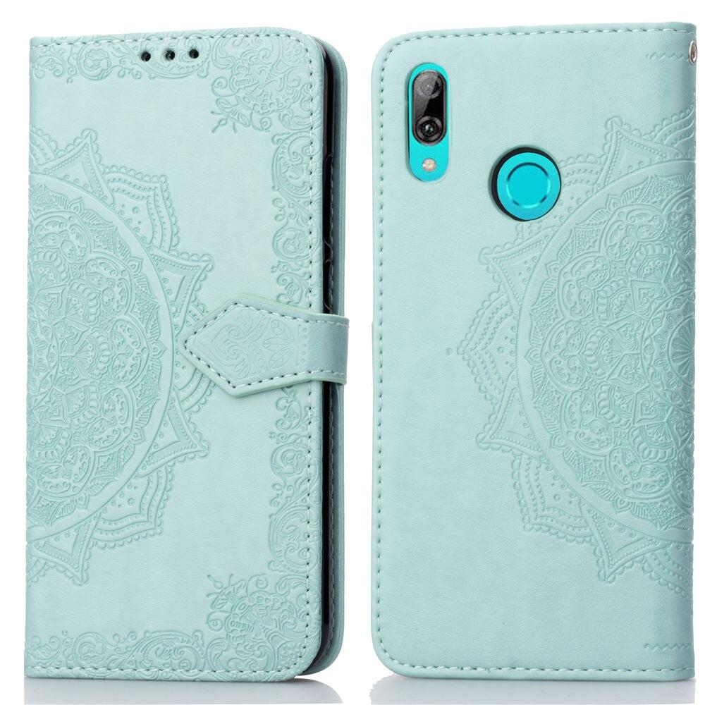 PU Leather Flip Case For Huawei Y9 Y7 Y6 Prime Pro Y6 Y5 Y3 2019 2018 Y6 Pro Y3 2017 Case Mobile Phone Wallet Bag Coque Cover
