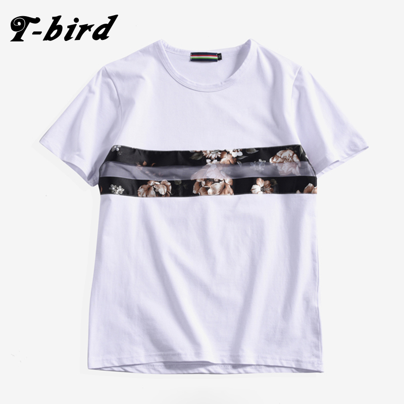 2018 Fashion T Shirts For Men Printing Ftp Designs T: T Bird New Fashion 2018 Brand Male Cotton T Shirt Printing