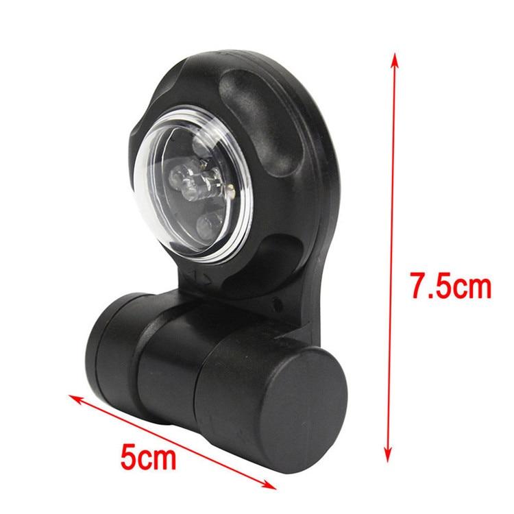 de Luz de Segurança Aviso LED Strobe