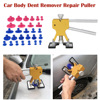 Adjustable Dent Lifter Automotive Paintless Dent Repair Tools Dent Remover Lifter PDR Hail Repair Tool Dent