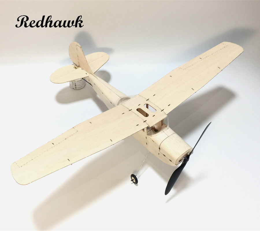MininimumRC Plane Laser Cut Balsa Wood Airplane Kit cessna L-19 Frame without Cover Free Shipping Model Building Kit aaa balsa wood sheet balsa plywood 500mmx130mmx2 3 4 5 6 8mm 5 pcs lot super quality for airplane boat diy free shipping