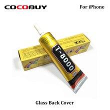 цена Novecel 50ml T-8000 T8000 Epoxy Resin Phone Multipurpose LED Repair screen Shell Liquid Glue DIY Tools