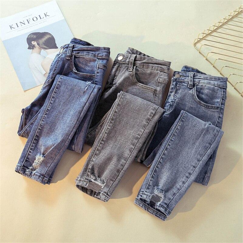 Las Falda Cielo Nueva S Mujeres azul Plus Azul azul xl Mezclilla Tamaño Mujer De Jujuland Jeans Negro Pantalones Ultra Borla Elástico PAWRpw4vq1