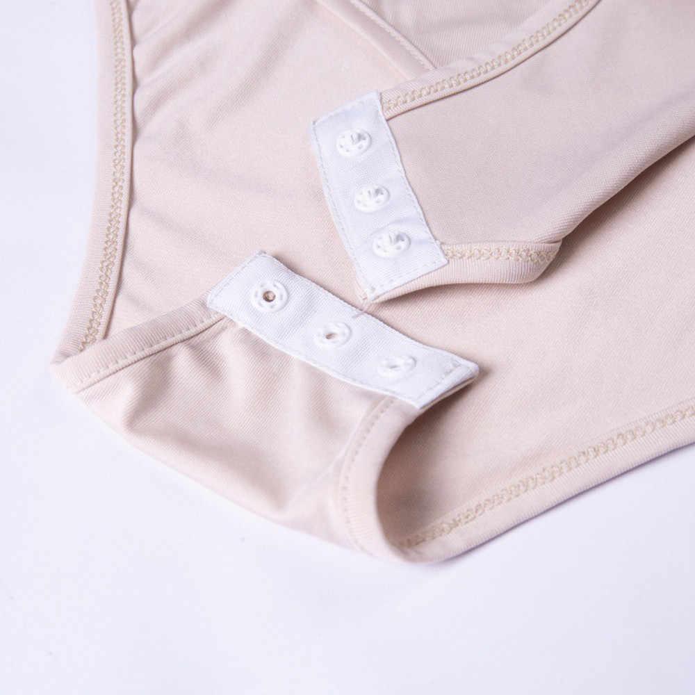 Sexy Tuta Delle Donne Una Spalla Body Magliette e camicette Aderente Plunge Corpo Sottile Tute e Tute da Palestra Body e Pagliaccetti Delle Donne T-Shirt