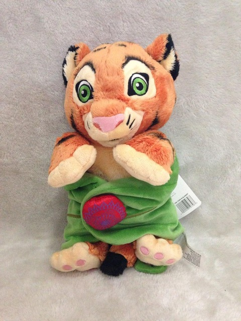 New Style Limited The Lion King Plush Toy Baby Simba With