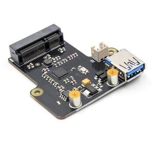 Image 5 - Raspberry pi X850 mSATA SSD disk expansion board supports 1TB USB 3.0