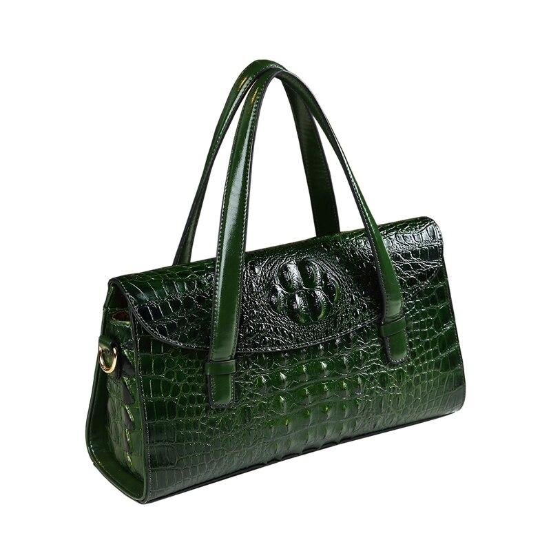 ICEV European Style Luxury Handbags Women Bags Designer High Quality Crocodile Pattern Split Leather Women Handbags Ladies TotesICEV European Style Luxury Handbags Women Bags Designer High Quality Crocodile Pattern Split Leather Women Handbags Ladies Totes