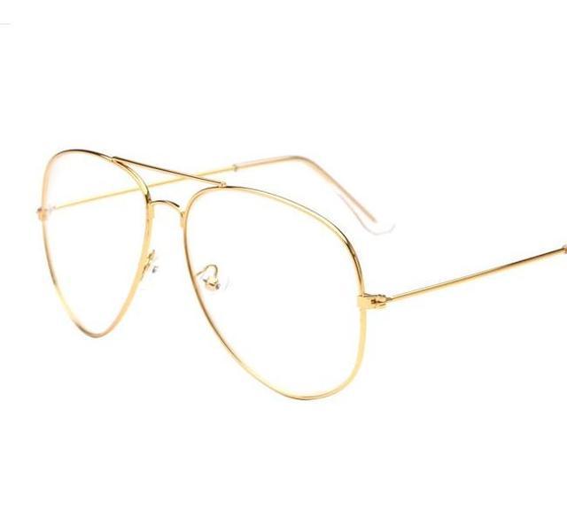 Aliexpress.com: Comprar M51 vintage gafas marco gafas claro lente ...