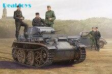 Hobby Boss model 82431 1 35 PzKpfw I Ausf C VK 601 plastic model kit