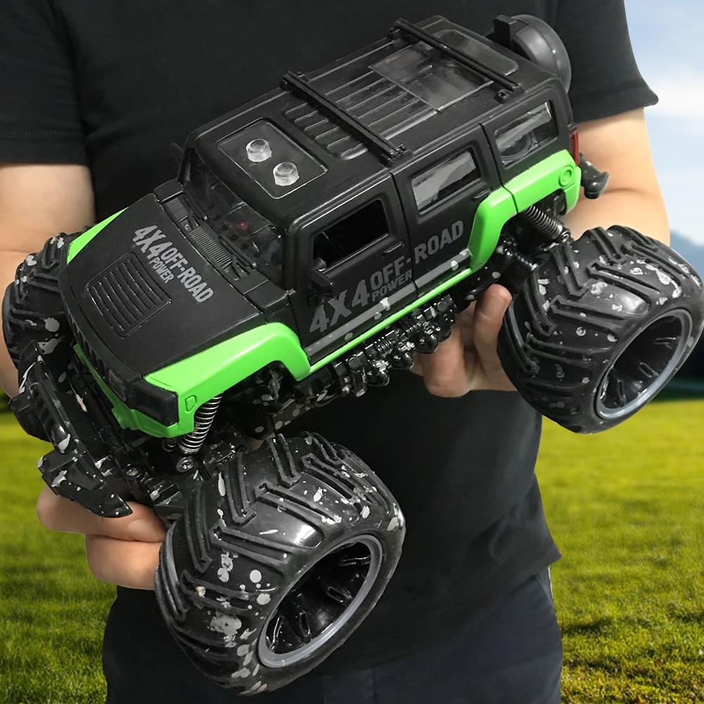 GizmoVine RC Auto 2.4g 1:16 Bilancia Rock Crawler Auto Supersonic Monster Truck Off-Road Del Veicolo Buggy Giocattolo Elettronico rc auto