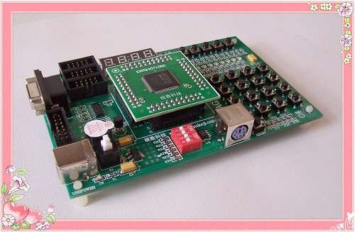 Free Shipping    XILINX XC95144XL CPLD Development Board