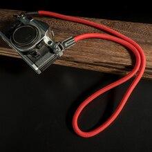 Прочная нейлоновая веревка для камеры, альпинистская камера, плечевой ремень на шею, ремень для SLR камеры, s ремень, аксессуары