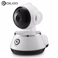 Digoo BB M1 IP Camera Wireless WiFi USB Baby Monitor Alarm Home Security 720P Audio Netip