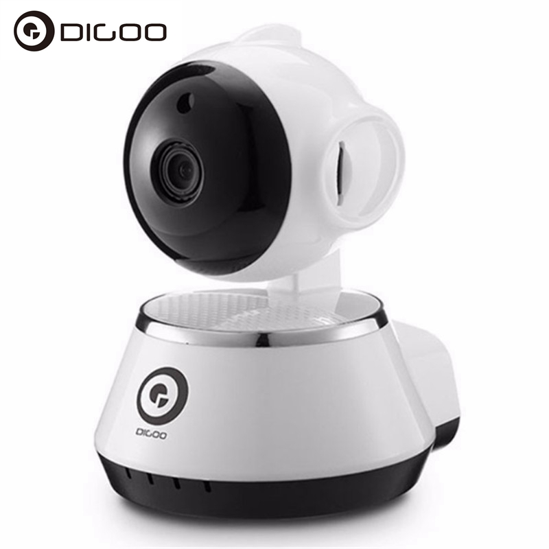 Digoo BB-M1 IP Camera Wireless WiFi USB Baby Monitor Alarm Home Security 720P Audio Netip Protection Motion Detection VS Hiseeu lole леггинсы lsw1234 motion leggings m blue corn