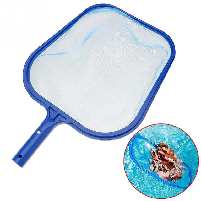 US $4.69 |44x31cm Swimming Pool Cleaning Net Leaf Rake Mesh Frame Net  Skimmer Cleaner Swimming Pool Spa Tools-in Pool & Accessories from Sports &  ...