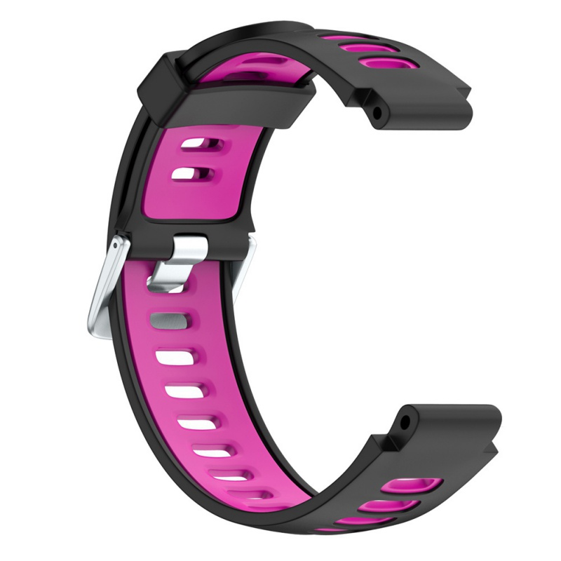 Watch Band Strap Silicone Pin Buckled Wristband Wristwatch Bands Replacement Accessories Watch Accessories For Garmin